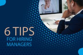 hiring manager call